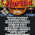 Spring Tour Starts On March 20th!